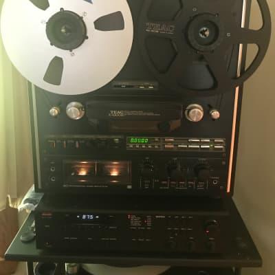 Teac X1000R 1980's Black