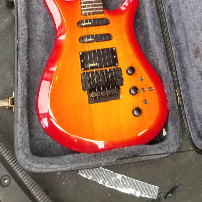 Spector NS-6 1986 Cherry Sunburst for sale