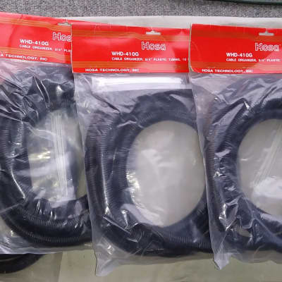 Hosa cable organizers WHD-410G