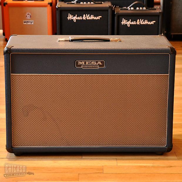 Mesa Boogie 2x12 Lonestar Cabinet Blue - Used | Reverb