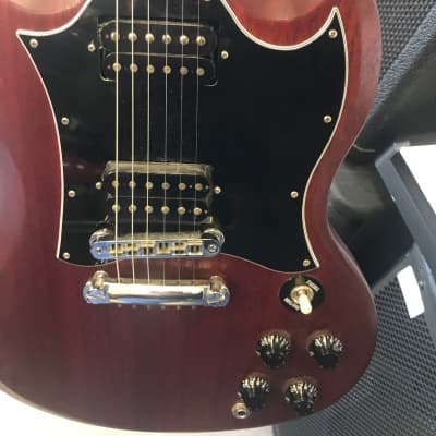 37a2c12be 2006 Gibson SG Special Faded Electric Guitar