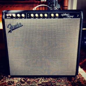 "Fender Vibro-King Custom 60-Watt 3x10"" Guitar Combo 2003 - 2012"