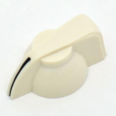 Goeldo KB16B Chickenhead-Knopf Kunststoff schwarz