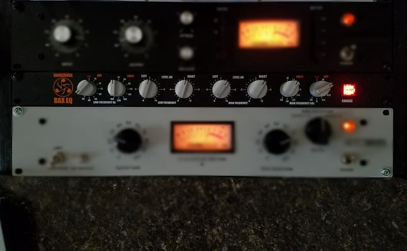 Dangerous Music BAX EQ Stereo Shelving Equalizer | Reverb