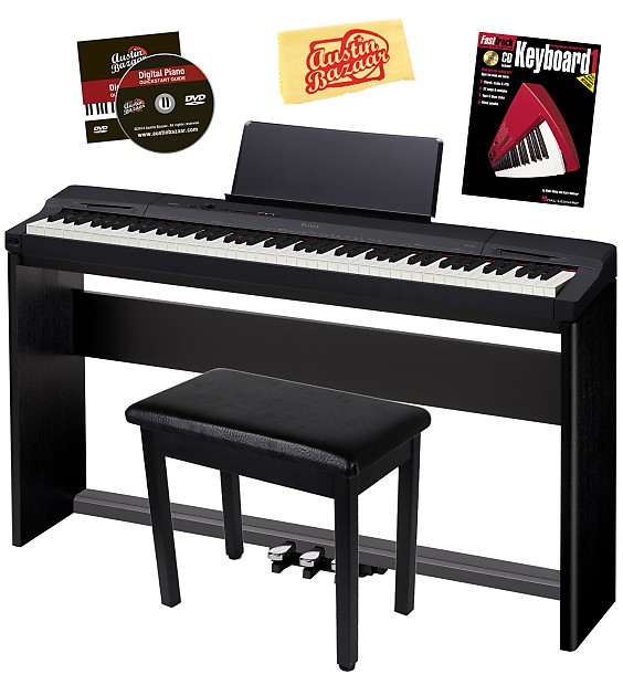 Piano Digital Casio Privia Px 160 : casio privia px 160 digital piano black w cs 67 stand reverb ~ Hamham.info Haus und Dekorationen