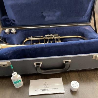 Scherzer 8211 Rotary Valve Trumpet