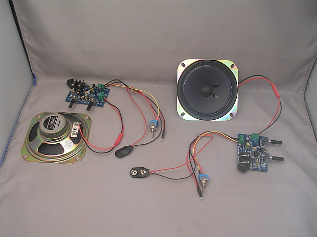 [DIAGRAM_5LK]  2 MINI CIGAR BOX GUITAR AMP KITS 9V, COMPLETELY BUILT & | Reverb | Cigar Box Amp Wiring Diagram |  | Reverb
