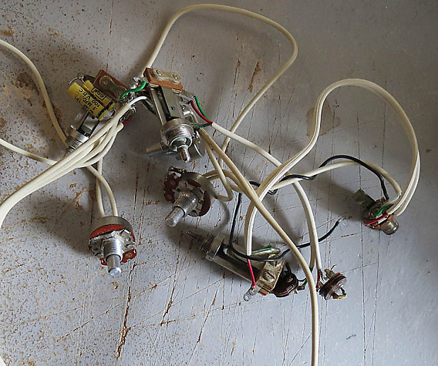 Fine Wiring Wizard Thick Fender S1 Switch Wiring Diagram Flat Dragonfire Pickups Wiring Diagram Wiring Diagram For Les Paul Guitar Old Electric Guitar Jack Wiring PurpleSearch Bbb Gretsch 6120 Wiring Harness 1966 | Reverb