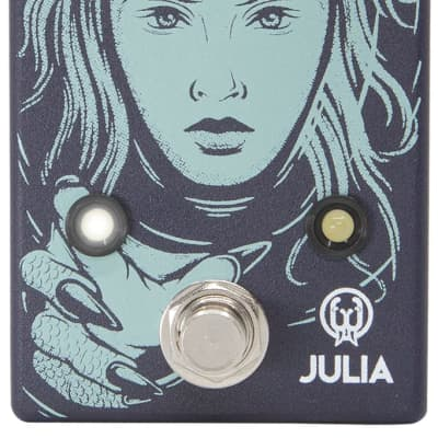 Walrus Julia V2 Chorus/Vibrato Pedal for sale