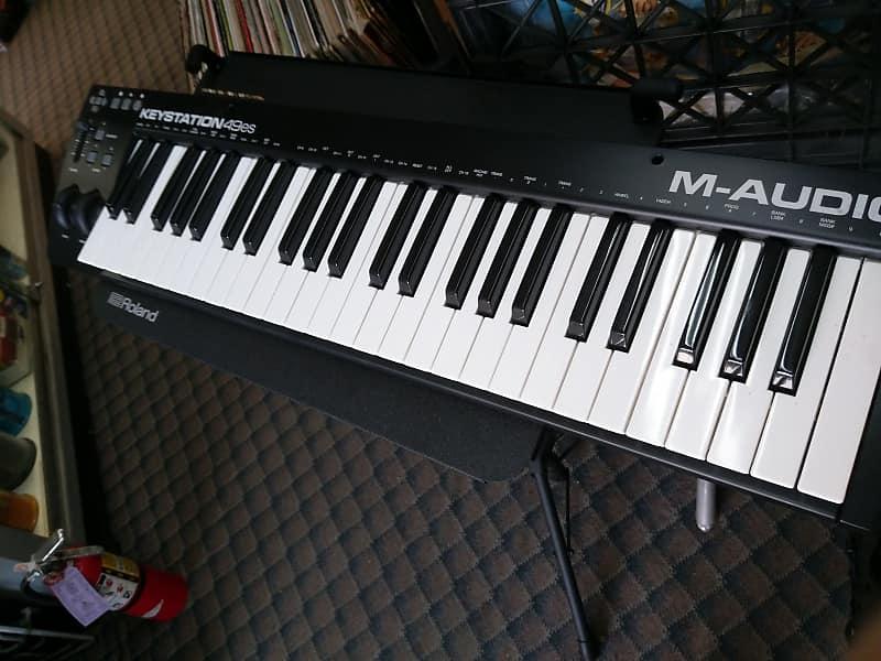 d4e4e8ca7 M-Audio Keystation 49es MIDI Keyboard Controller
