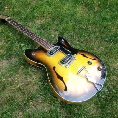 Burns  Baldwin GB66  1966 sunburst for sale