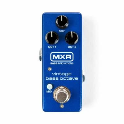 MXR M280 Vintage Bass Octave Mini Pedal for sale