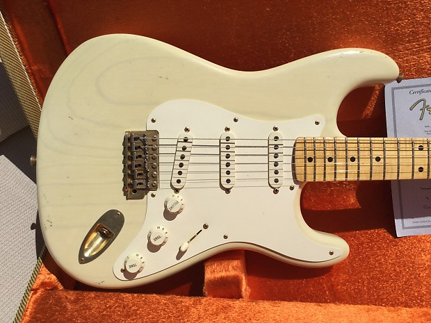 fender  u0026 39 56 relic mary kay stratocaster custom shop mary