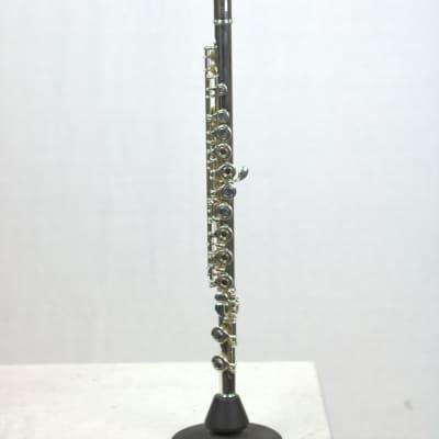 Used Yamaha YFL261 Open Hole C Foot Offset G
