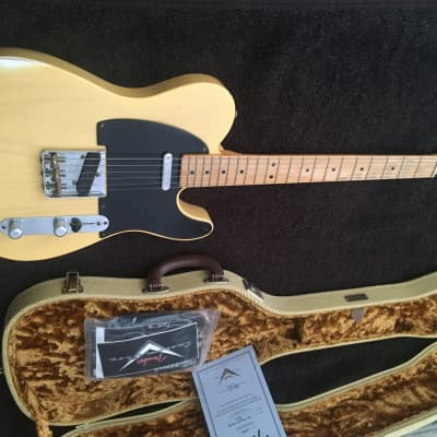 Fender Custom '51 Nocaster (light relic) for sale