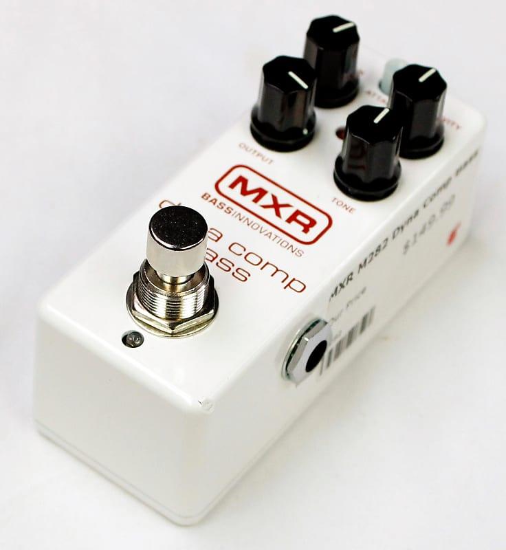 Mxr Dyna Comp Bass : mxr dyna comp bass guitar compressor effects pedal demo reverb ~ Russianpoet.info Haus und Dekorationen
