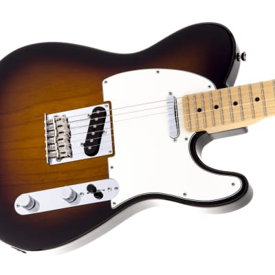 Fender American Standard Telecaster, Maple Fingerboard, 2-Color Sunburst 011-3202-703 for sale