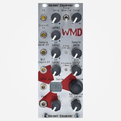 WMD GEIGER COUNTER Eurorack Distortion Module