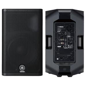 "Yamaha DXR12 12"" 1100-Watt Powered Speakers (Pair)"