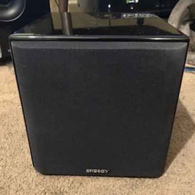 Energy  ESW-M8 1200W Ultra Compact Subwoofer