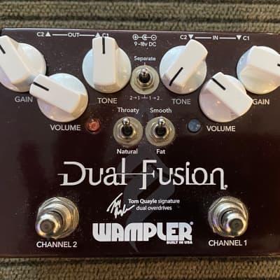 Wampler Fusion Drive Tim Quayle