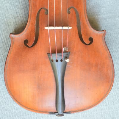 Antique 4/4 Violin branded Joannes Huber