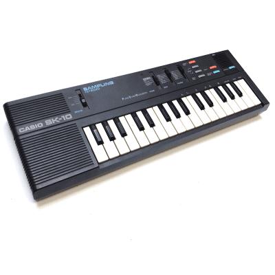 Casio SK-10 32-Key Sampling Keyboard