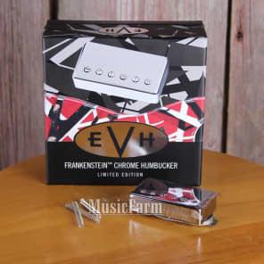 31008ec1eda EVH Limited Edition Frankenstein Humbucker Guitar Pickup Chrome Eddie Van  Halen