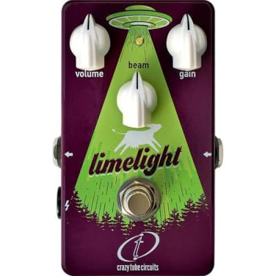 Crazy Tube Circuits Limelight Fuzz/Distortion