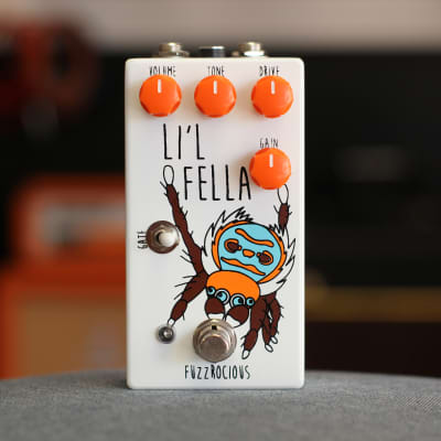 Fuzzrocious Li'l Fella Overdrive / Fuzz / Distortion