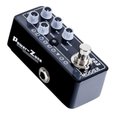 Mooer Micro PreAmp 003 - Power-Zone NEW! Just Released based on Koch® PowerTone*