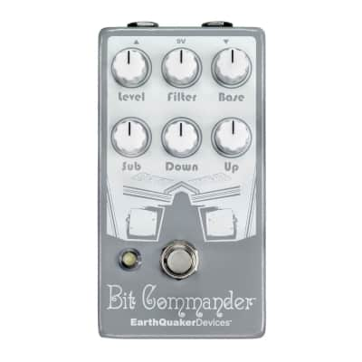 Earthquaker Devices Bit Commander - Analog Octave Synth [Three Wave Music] for sale