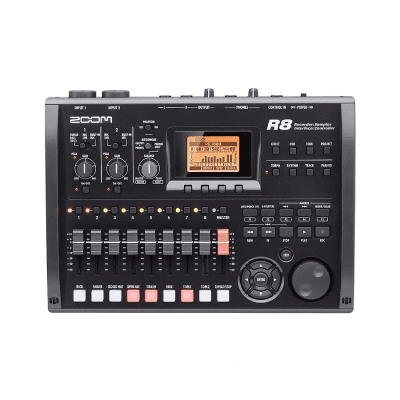 Zoom R8 Multitrack Digital Recorder and USB Interface
