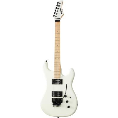 Kramer Guitars Original Collection Pacer Vintage Pearl White Electric Guitar for sale