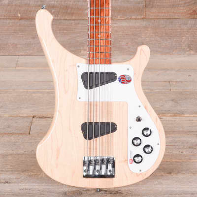 Rickenbacker 4003S/5 5-String Mapleglo USED for sale