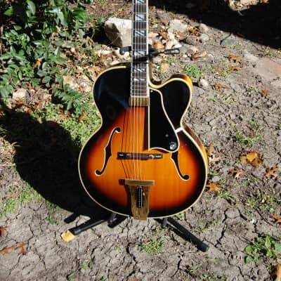 Gibson Johnny Smith 1972 Sunburst for sale