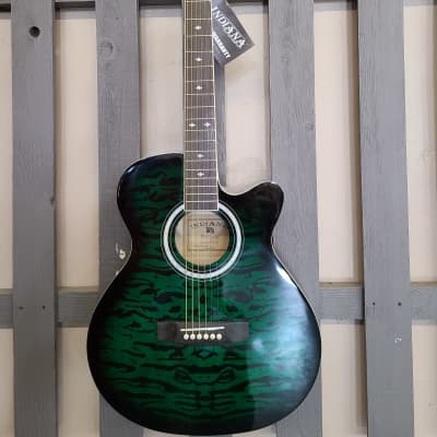 Indiana Madison Acoustic Exotic Green for sale