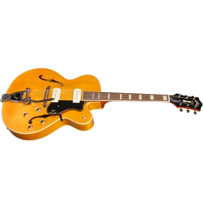 Guild X-175B Manhattan Electric Guitar - Blonde for sale