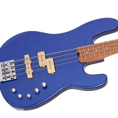 NEW! 2021 Charvel Pro-Mod San Dimas® Bass PJ IV mystic blue (pre-order) for sale