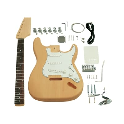 Saga ST-10 Electric Guitar Kit – S Style for sale