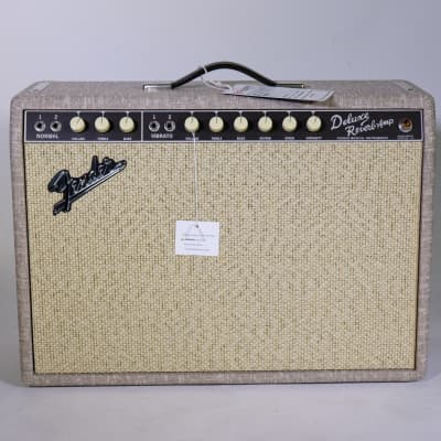 Fender 65 Deluxe Reverb LTD Fawn