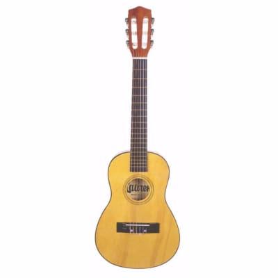 Lauren LA30N 1/2 Size Nylon String Acoustic Guitar, Natural for sale