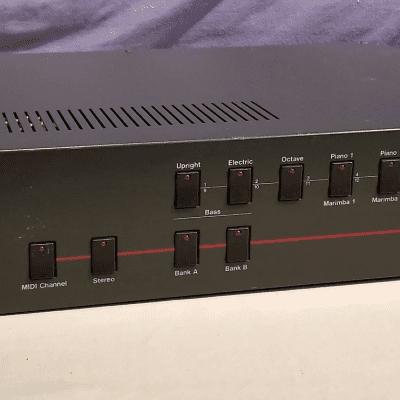 Ensoniq SPM-1 Sampled Piano Module 1986