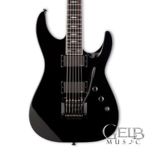 ESP LTD JH-600 Jeff Hanneman Signature Series Electric Guitar Black  - LJH600BLK for sale