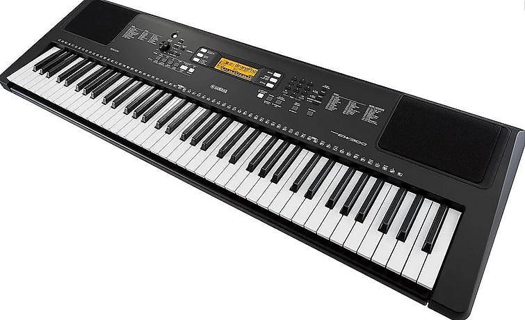 Yamaha PSR-EW410 76-Key Portable Keyboard 2019