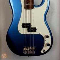 Fender Standard Precision Bass 1988 Lake Placid Blue image
