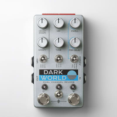 Chase Bliss Audio Dark World Dual Channel Reverb