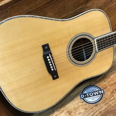 new 2020 Martin custom shop D-41 wild grain rosewood  Natural Satin Finish for sale