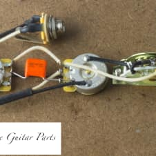 telecaster 4 way wiring harness upgrade for tele cts orange drop switchcraft