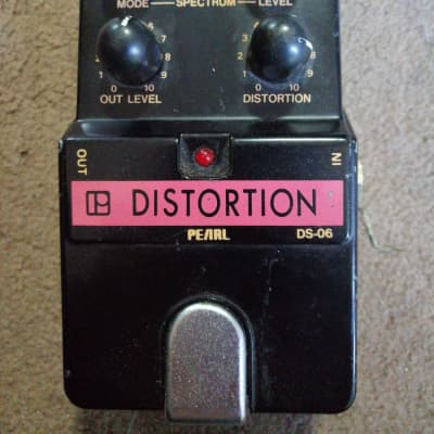 Pearl DS-06 Distortion for sale